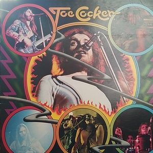 Joe Cocker Vinyl Record